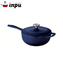 durable Japanese soup sauce pan with lid