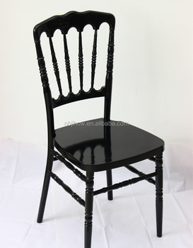 popular event rental party wedding dining banquet chair church chair plastic napoleon