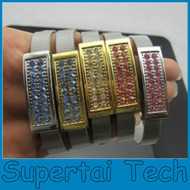 Hot selling Jewelry Bracelet <strong>USB</strong> 8gb easy to plug and play