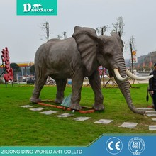 Large Attractive Garden Elephant Sculptures
