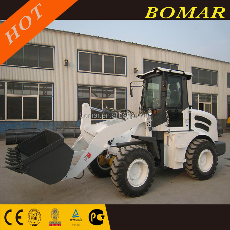 China 2 ton articulated Mini Wheel Loader ZL20G With CE EPA for sale