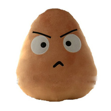wholesale super soft plush potato toys