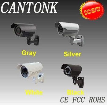 1000 TVL Infrared Technology CCTV Bullet Surveillance Camera Cheap Price