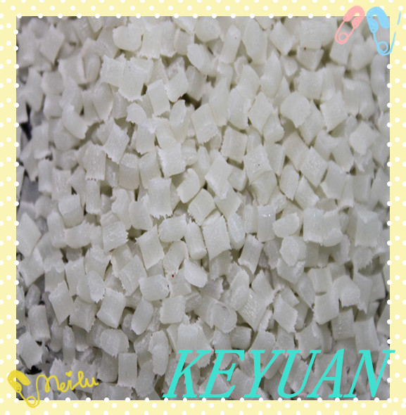 Nylon 6 recycled plastic pellets