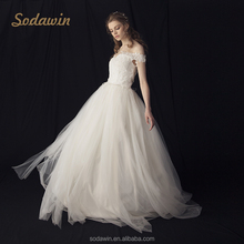 OEM sale Ball Gown chinese luxury wedding dress