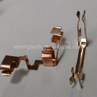 Sheet Metal and copper stamping Parts for car or automobile and electronics
