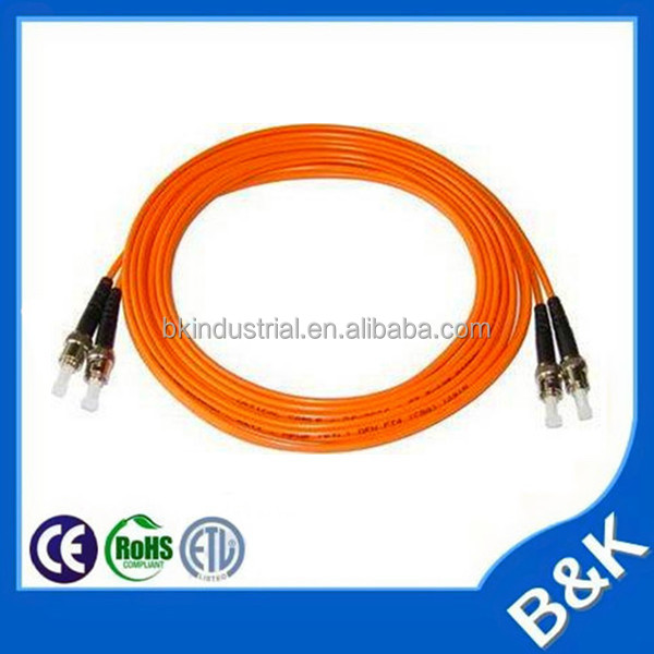 Sanaa analog to fiber optic converter 2 core multimode indoor fiber optic cable gjfjv