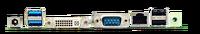 GA8621 - Thin client computer for thin mini itx barebone for Digital Signage