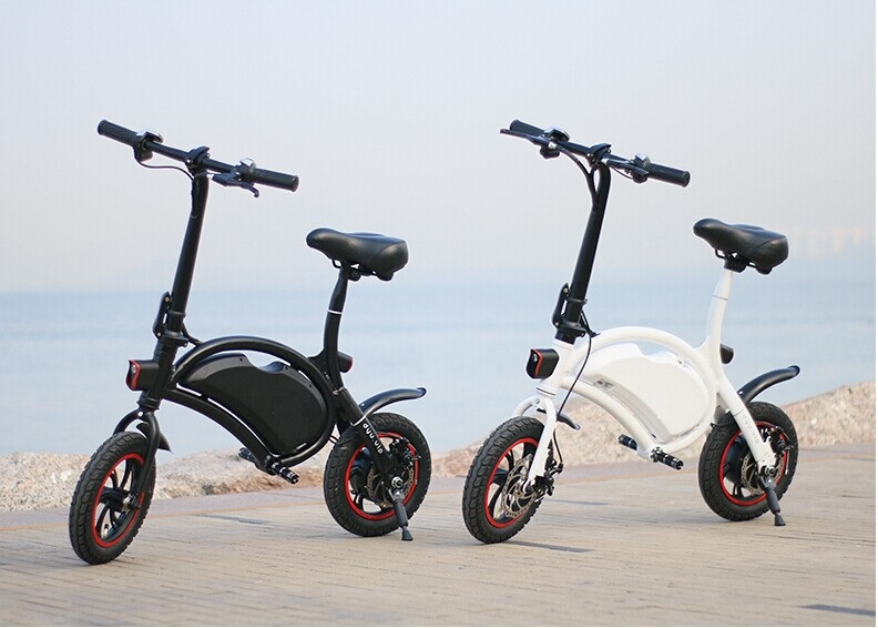 Factory wholesale low price 12 inch 350w mini electric folding bike made in China