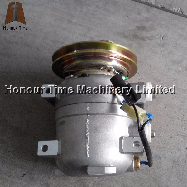 11N6-90040 R225-7 AC compressor for excavator parts