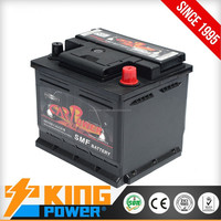 good quality 12V lead acid car battery 35AH DIN35MF