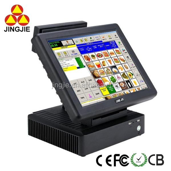 Cinema ticket All in one pos system for payment JJ-8000W