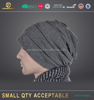 men's winter knit hat with best quality with bsci for wholesale