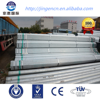 #Best factory price galvanized steel water pipe specification