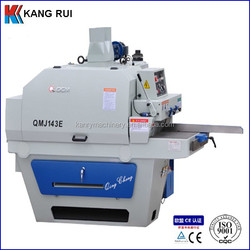 Gang saw machine for wood and timber