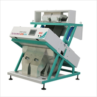 2015 Newly Hons+ Agriculture Polished round-grained Rice CCD Color Sorter