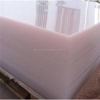 Cast acrylic/pmma/solid surface hard plastic sheet