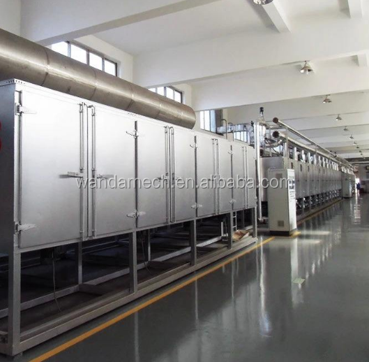 DWT-1.2-10 Series commercial fruit tomato or meat drying machine