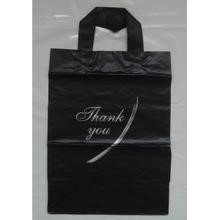 OEM Cheap Printed Personalised Oxo-Biodegradable Quality Plastic Retail Gift Bag