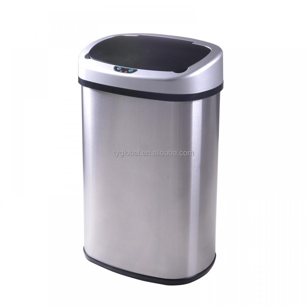 13 gallon high quality garbage bin wholesale market agents bulk trash cans