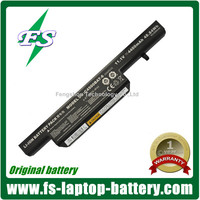 High Quality Original laptop battery C4500BAT-6 for Clevo C4500 notebook batteries