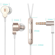 2017 high quality mobile earphone multi-function wired earphone and stereo,wired Control Earphone For Smart Mobile Phone
