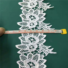 lace trim with cross in Clothing Accessories,lace flower trimming for collar