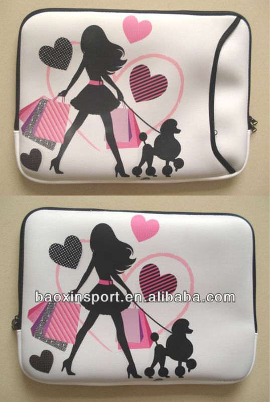 "14"" neoprene laptop sleeve"