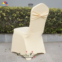Factory Wholesale Stretch Banquet Chair Cover