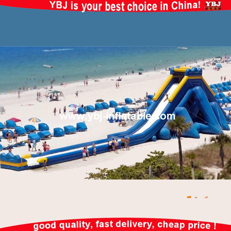 cheap 1000 ft slip n slide inflatable slide the city,adult size inflatable water slide for sale