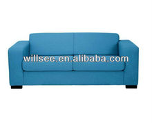 QY-1021,High Quality Classic Two-Seat Fabric Sofa