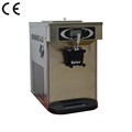 Stainless Steel Tabletop Softy Ice Cream Machine