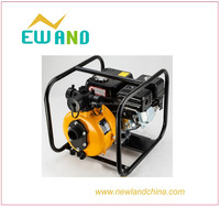 Newland China portable gaz water pump sea water floating fire high pressure hand pump