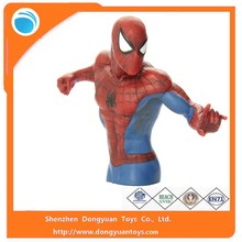 Marvel Spider-Man Bust Bank/Piggy Bank