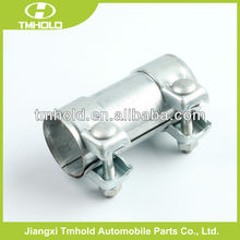 zinc steel exhaust manifold connector pipe connection
