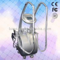 Lipo vacuum cellulite massage suction machine with LED