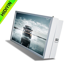 55inch digital signage outdoor adverting monitor for street advertising