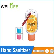 Health Care promotion item hand sanitizer gel 30ml 50ml