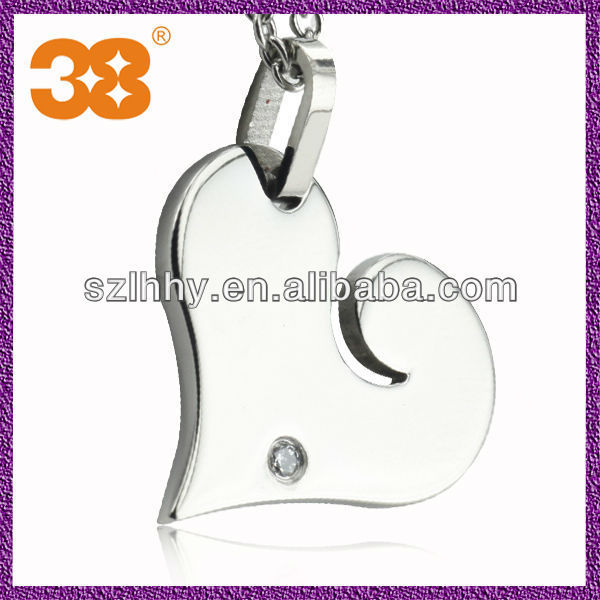 Wholesale steel Antique Charm Silver Best Friend
