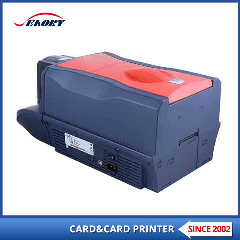 High quality newest usb black atm card printer