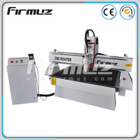 Hot selling!!! 3d cnc router with yaskawa servo motor and drive with low price