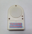 Voice recording programmable motion activated sensor sound box