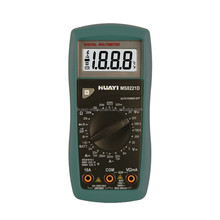 1999 counts low price best digital multimeter MS8221D