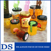 45ml 85ml 100ml 180ml 280ml 380ml 730ml wholesale glass jam jar with tinplate cap