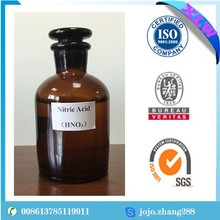 Industrial Price of Nitric Acid HNO3 68 Min