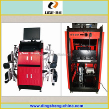 Factory supply CE approved ccd wheel alignment, vehicle wheel alignment DS-888