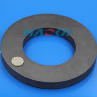 Ferrite Speaker Ceramic Ring Magnet