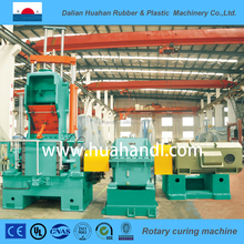 201706 14DalianHuhan lab banbury mixer rubber internal machine