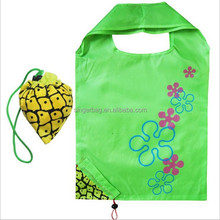 Factory direct fruit folding shopping bag waterproof and customizable advertisement