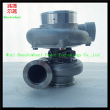 china alibaba turbocharger GT3576 billet wheel turbo double air intake with high quality of wuxi factory